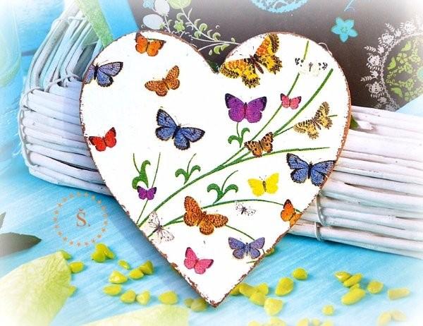 Motýlci – měsíční program na únor